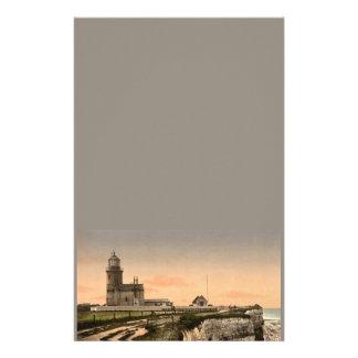The Old Lighthouse, Hunstanton, Norfolk, England Stationery