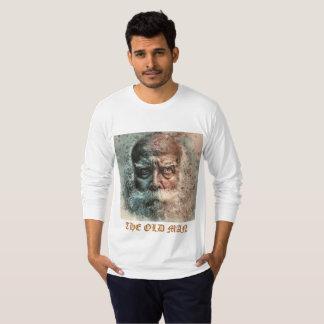 the old man beard t-shirt