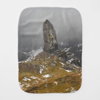 The Old Man of Storr Burp Cloth