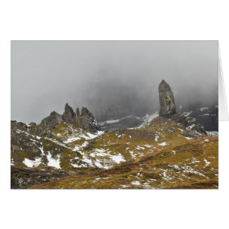 The Old Man of Storr Card