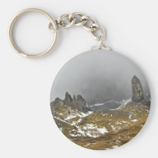 The Old Man of Storr Keychain