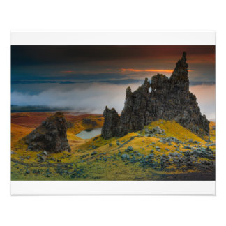 The Old Man of Storr Photograph