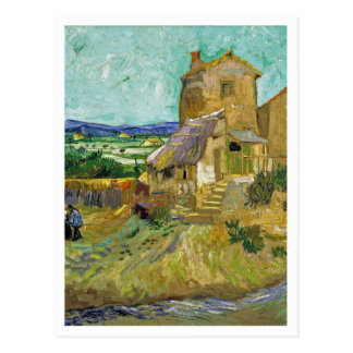 The Old Mill by Vincent van Gogh Postcard
