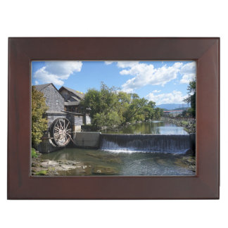 The Old Mill Keepsake Boxes