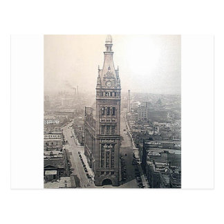 The Old Milwaukee City Hall Postcard