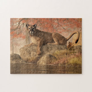 The Old Mountain Lion Puzzle