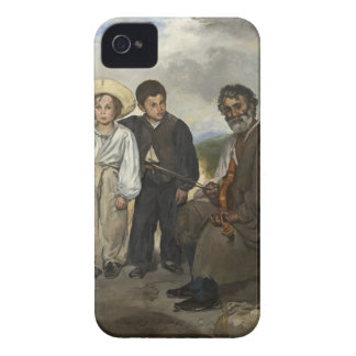 The Old Musician 1862 iPhone 4 Case