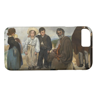 The Old Musician by Edouard Manet iPhone 7 Case