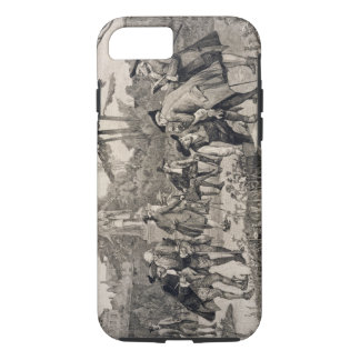 The Old Physic Garden of the Society of Apothecari iPhone 7 Case