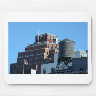 The Old Port Authority Building Mousepads