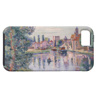 The Old Samois, c.1900 (oil on canvas) iPhone 5 Case