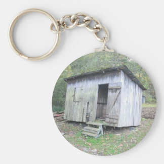 The Old Shed Keychain