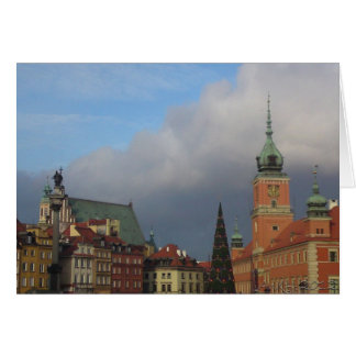 The Old Town, Warsaw Card