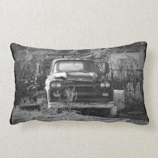 The Old Truck Lumbar Pillow