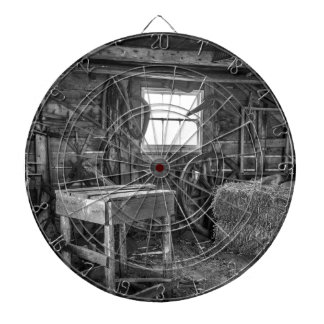 The Old Workshop Dartboard