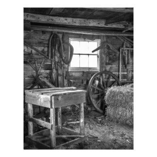 The Old Workshop Letterhead