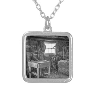 The Old Workshop Silver Plated Necklace