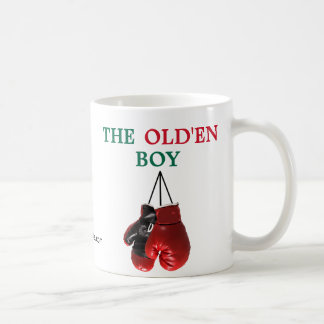 The Old'en Boy Coffee Mug