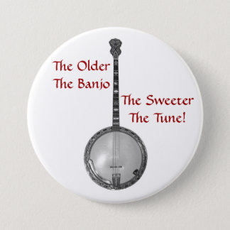 The Older The Banjo Button