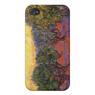 The Olive Grove, Vincent Van Gogh Covers For iPhone 4