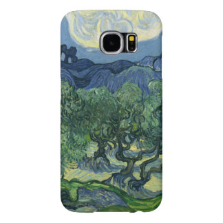 The Olive Trees by Van Gogh Fine Art Samsung Galaxy S6 Case