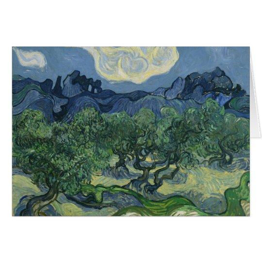 The Olive Trees - Van Gogh