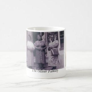 The Oliver Family Coffee Mug