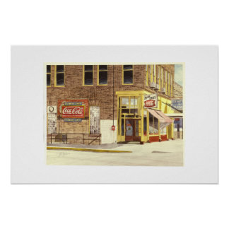 The Olympia Candy Kitchen Poster
