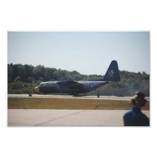 The One and Only FatBoy Blue Angels Photo Print