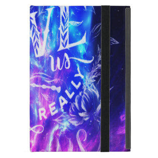 The Ones that Love Us Amethyst Dreams iPad Mini Case