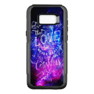 The Ones that Love Us Amethyst Dreams OtterBox Commuter Samsung Galaxy S8+ Case