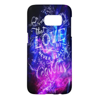 The Ones that Love Us Amethyst Dreams Samsung Galaxy S7 Case