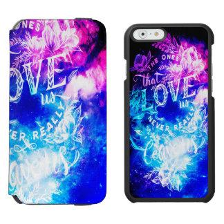 The Ones that Love Us in Creation's Heaven Incipio Watson™ iPhone 6 Wallet Case