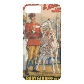 The Only Baby Giraffe in America iPhone 8 Plus/7 Plus Case