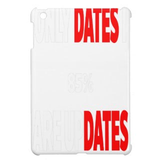 The only dates i get are updates cover for the iPad mini