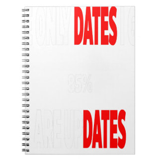 The only dates i get are updates notebook