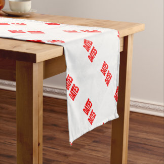 The only dates i get are updates short table runner