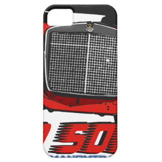 The only Red Sow Case For The iPhone 5