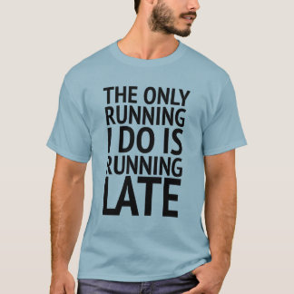 The Only Running Shirt