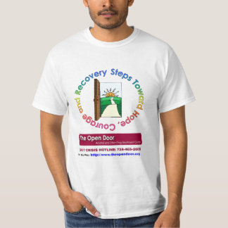 The Open Door Recovery T-Shirt