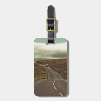 The Open Road Luggage Tag
