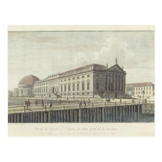 The Opera House, Berlin Postcard