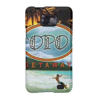 "The  'OPO Samsung Galaxy S 'Getaway"" phone case Samsung Galaxy S2 Case"
