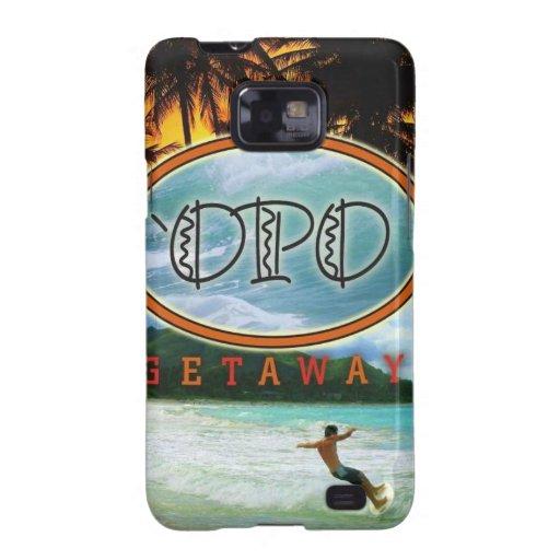 "The  'OPO Samsung Galaxy S 'Getaway"" phone case Samsung Galaxy S Case"