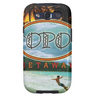 "The  'OPO Samsung Galaxy S 'Getaway"" phone case Samsung Galaxy SIII Cases"