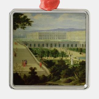 The Orangery at Versailles Metal Ornament