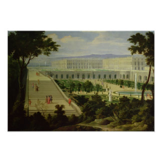 The Orangery at Versailles Poster