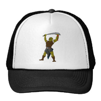 The Orc Trucker Hat
