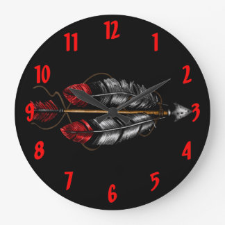 The Order of the Arrow Large Clock