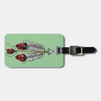 The Order of the Arrow Luggage Tag